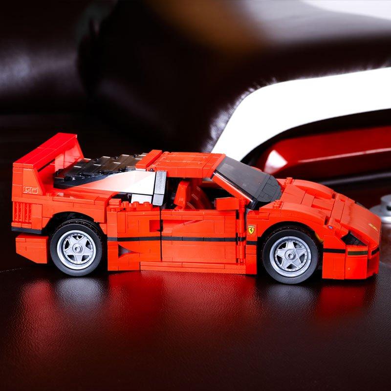 Ferrari F40 For Sale >> Technic Series Ferrari F40 – Bricks Lovers