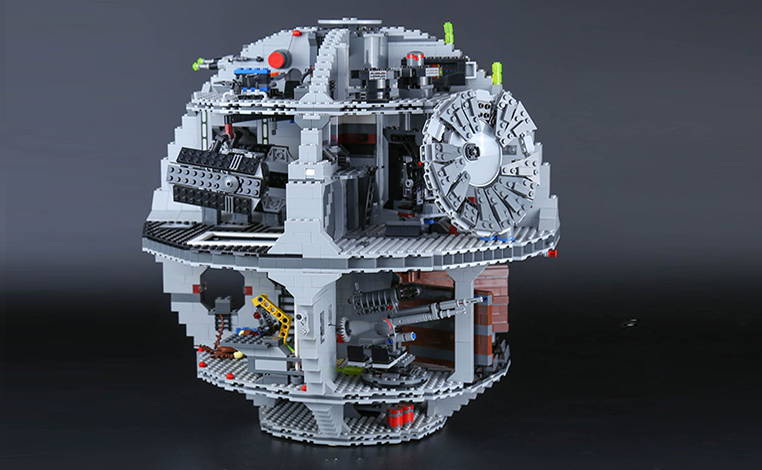 STAR WARS     Death Star
